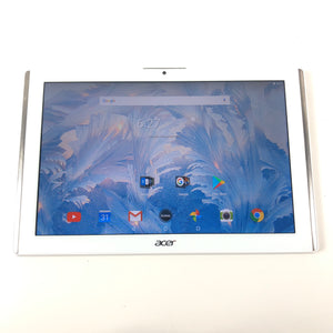 "Acer Iconia One 10 B3-A40 10.1"" Android Tablet White 16GB Wi-Fi-infinitote.com"