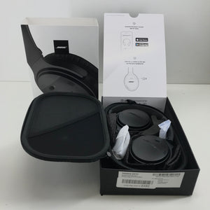 Bose QuietComfort 35 II Wireless Bluetooth Noise Cancelling Headphones - Black-infinitote.com