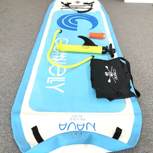 "Connelly Nava 9'6"" x 35.5"" 357 L Inflatable Stand Up Paddle Board-infinitote.com"
