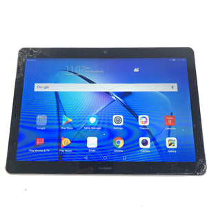 Huawei MediaPad T3 10 AGS-L03 16 GB Wi-Fi + 4G Unlocked 9.6 Gray Android Tablet RD-infinitote.com