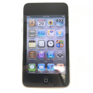 Apple iPod Touch 3rd Generation Black 32GB Scratches-infinitote.com