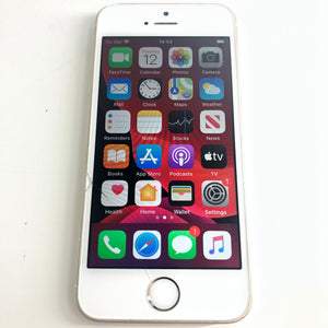 Apple iPhone SE 64GB Unlocked Gold Smartphone READ A1723-infinitote.com