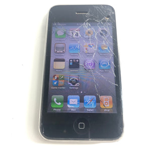 Apple iPhone 3GS 8GB Black Unlocked iOS Smartphone DEFECT READ-infinitote.com