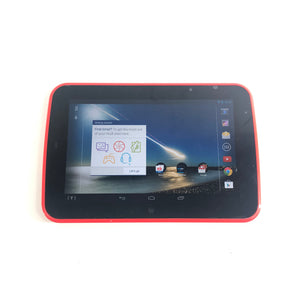 Tesco Hudl HT7S3 Android Red Tablet 16GB, Wi-Fi, 7in-infinitote.com