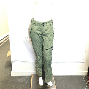 Mountain Hardwear Women's Chute Insulated Pants - Green Sz S-infinitote.com