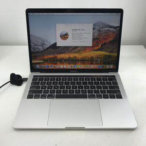 2018 Apple MacBook Pro Laptop A1989 13in Intel i5 2.3GHz 256SSD 8GB Touchbar APPLECARE-infinitote.com