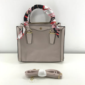 Call It Spring Bloom Women's Satchel Purse - Blush Pink-infinitote.com