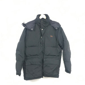 Polo by Ralph Lauren Men's Puffer Jacket Black Sz M-infinitote.com
