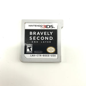 Bravely Second: End Layer (Nintendo 3DS, 2016) GAME ONLY-infinitote.com