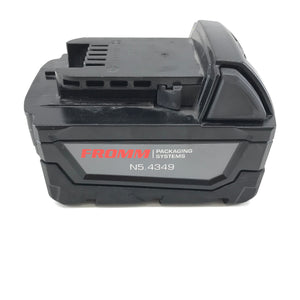 Fromm 18V Lithium-Ion Battery 4.0Ah 72Wh N5.4349-infinitote.com