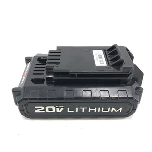 PORTER-CABLE 20V PCC681L Lithium-Ion Battery 26Wh-infinitote.com