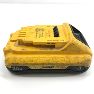 Genuine OEM DeWalt 20v Max Lithium Ion Rechargeable Battery DCB230 60Wh 3.0Ah V1-infinitote.com