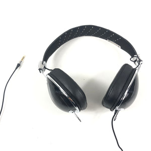 Skullcandy Aviator Roc Nation Headband Headphones - Black-infinitote.com