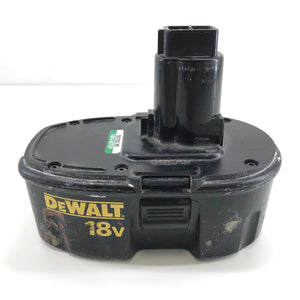 Genuine OEM DeWalt 18V Ni-Cd Rechargeable Battery DW9099-infinitote.com