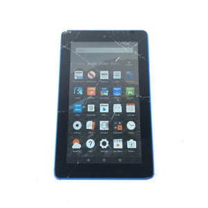 Amazon Kindle Fire 5th Generation 16 GB Wi-Fi 7in Blue eReader Tablet Read-infinitote.com