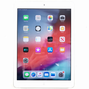 Apple iPad Air 1 1st Generation 32GB Wi-Fi 9.7in Silver A1474 RD-infinitote.com