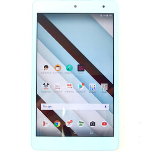 Qua Tab QZ8 Locked to AU Japan - Blue Tablet DEFECTIVE-infinitote.com