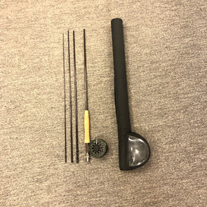 Redington Path 690-4 Rod & 4/5/6 Reel Combo Fly Fishing & Case