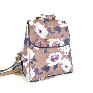 Mia & Luca Women's Floral Fashion Backpack-infinitote.com