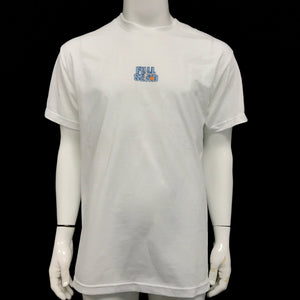 Nelk Boys FULL SEND T-Shirt Short Sleeve Shirt Logo White or Gray-infinitote.com