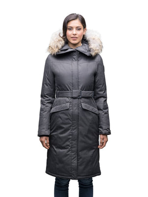 Nobis Morgan Women's Medium Black Long Coat