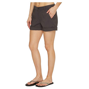 The North Face Women's Adventuress Shorts Gray Sz M-infinitote.com
