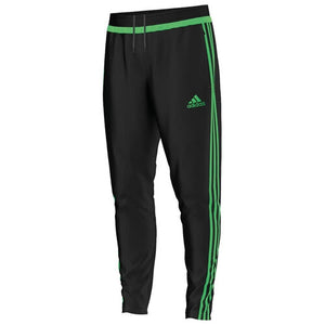 Adidas Tiro 15 Mens Training Pants Trackpants Black Sz S AP0306-infinitote.com