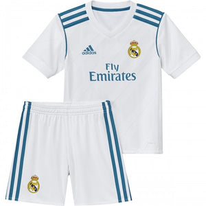adidas Toddler Real Madrid Home Jersey Kit #7 Ronaldo 3Y-infinitote.com