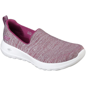 Skechers Women's GoWalk Joy Slip on Shoes Raspberry Sz 7-infinitote.com