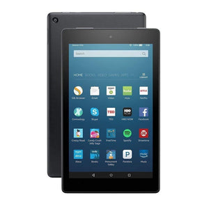 Amazon Kindle Fire HD 8 Tablet (6th Generation) - 32 GB, Wi-Fi, 8in - Black-infinitote.com