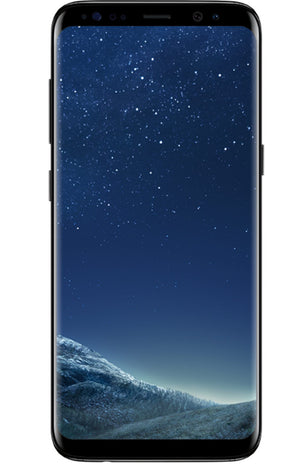 Samsung Galaxy S8 SM-G950W - 64 GB - Unlocked - Android Smartphone - Black-infinitote.com