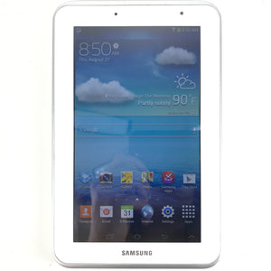 Samsung Galaxy Tab 2 GT-P3113 Android Tablet - 8GB, Wi-Fi, 7in - White-infinitote.com