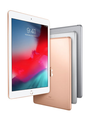 Apple iPad 6th Generation 9.7 - 32 / 128 GB - WiFi / 4G - Space Gray / Rose Gold-infinitote.com