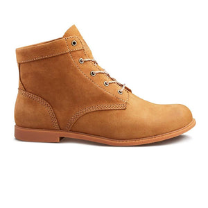 Kodiak Women's Low Rider Original Leather Boots Wheat Brown Sz 10-infinitote.com