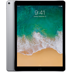 Apple iPad Pro 12.9 in 2nd Generation A1670 - 256 GB - WiFi - Space Gray-infinitote.com