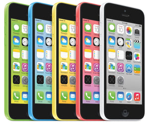 Apple iPhone 5c Unlocked 8/16/32GB All Colors