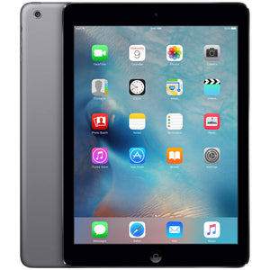 "Apple iPad 5th Generation 9.7"" Tablet 32 GB / 128 GB Wi-Fi / 4G LTE Space / Gold-infinitote.com"