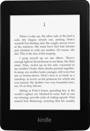 Amazon Kindle Paperwhite 2 (6th Generation) 4GB, Wi-Fi, 6in (212 PPI) Black-infinitote.com