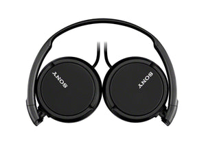 Great Condition Sony MDRZX110 ZX Series Folding Stereo Headphones - BLACK