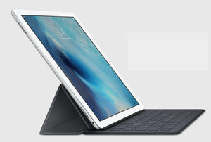 "Genuine Apple - Smart Keyboard for 12.9"" Inch iPad Pro - Gray A1636"