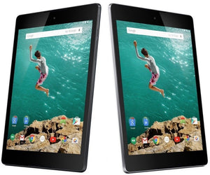 "HTC Google Nexus 9 16GB - WiFi - 8.9"" - Indigo Black Android Tablet"