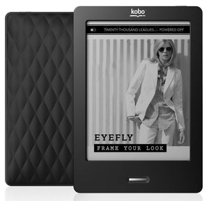 Fully functional Kobo Touch 2GB, Wi-Fi, 6in - Black