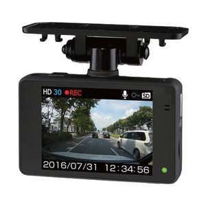 "COMTEK HDR-102 Dashboard Camera with 2.7"" Display - Japanese"