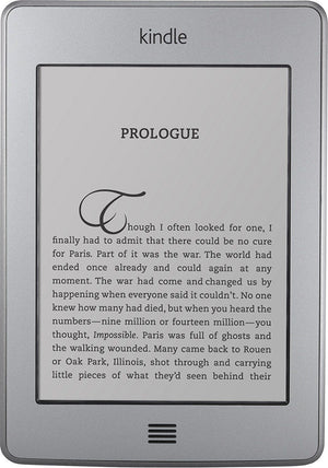 Amazon Kindle Touch (4th Generation) 4GB, Wi-Fi, 6in - GREY - (B011)