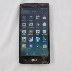 LG Spirit LG-H440AR - 8GB Black (Unlocked) Android Smartphone
