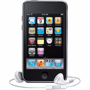 Great Condition Apple iPod touch 3rd Generation Black (32GB)