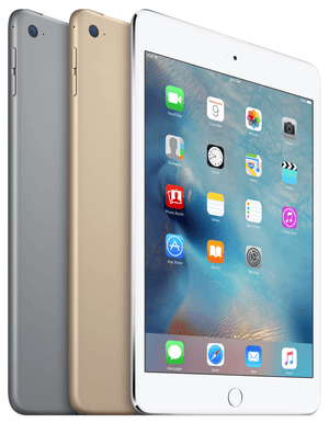 Apple iPad Mini 3 (3rd) 16GB 32GB 64GB Wi-Fi +4G - Space Gray Gold Silver-infinitote.com