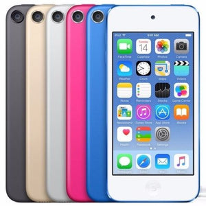 Apple iPod Touch 6th Generation (16GB 32GB 64GB 128GB) Gold/Space/Pink/Blue-infinitote.com