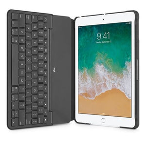 Logitech Slim Folio Case with Integrated Bluetooth Keyboard for iPad Black