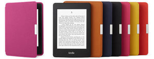 Amazon Kindle Paperwhite Original OEM Leather Case Cover Auto Wake Up Gen 1-3-infinitote.com